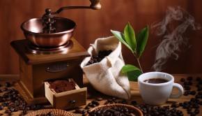 kaffekvaern test