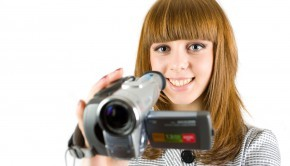 Videokamera test