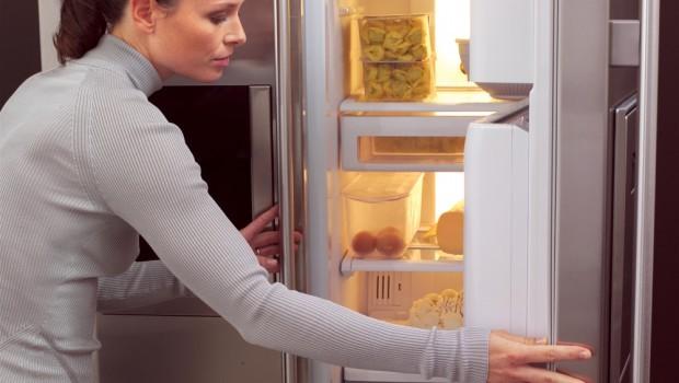 Samsung amerikaner køleskab