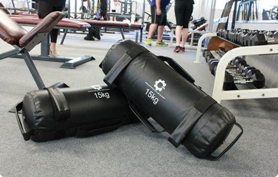 Sandsække til træning - 2 topmodeller i mange størrelser!
