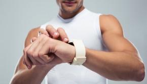 Fitness armbånd test
