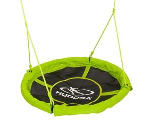 Hudora Nest Swing Green – En gynge for hele familien