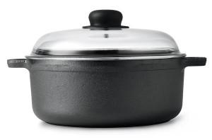 Gense Le Gourmet støbejernsgryde – 6 liter