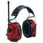 Peltor Alert høreværn med radio og samtaleforstærker