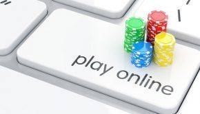 Spil på nettet