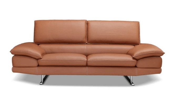 MAURO LEATHER SOFA