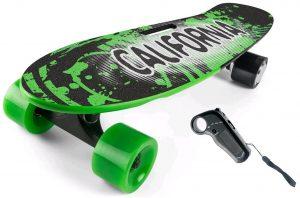 California - Elektrisk Skateboard